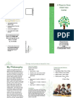 a place to grow brochure