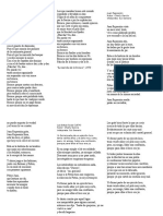 Letras de Canciones Censuradas