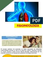 UNMS FACULTAD DE FARMACIA Y BIOQUIMICA Fisiopatologia de Cancer Pulmonar