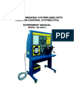 Lab Sheet (Anti-lock Braking System)