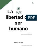 Ensayo La Libertad (Etica Profesional)
