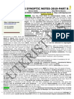 Utkrist- Exclusive GS SYNOPTIC Notes- 2010-Part-B