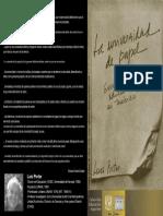 Universidad de Papel_PORTER