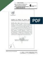 Disposiciones en manejo de bienes CONAGUA DOF