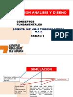 Metodologia de La Simulacion