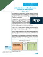 Informe Tecnico n04 Precios Mar2015