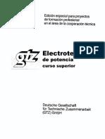 Electrotecnia de Potencias Curso Superior