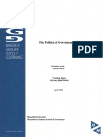 Arndt and Oman, The Politics of Governance Ratings
