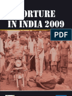 Torture in modern day India 2009