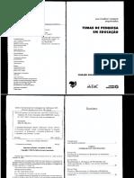 14 - Temas de Pesquisa Em Educação - Lombardi - Maria Teresa Cartolano-Positivismo e Educacao