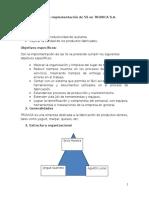 Informe implementación 5s