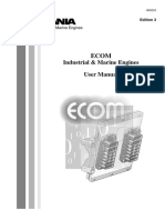 SCANIA ECU ECOM User Manual Eng Edition 3