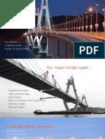 COWIs International Bridge Projects