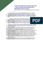 The Integrated Monetary Framework
