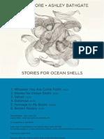 Kate Moore & Ashley Bathgate - Stories for Ocean Shells - CA21118_KM AB Ocean Shells_iTunes Digital Booklet