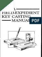 Paladin Press - CIA Field-expedient Key Casting Manual
