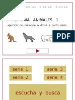 Memoria Animales1