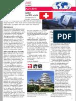 No 23 BSI Newsletter Final Version | International home of openBIM - Global standards for openBIM