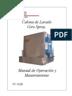 Manual GyroSpray 2000