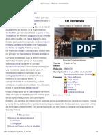 Paz de Westfalia - Wikipedia, La Enciclopedia Libre