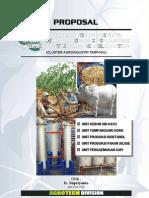 Resume Bioetanol Singkong Terpadu
