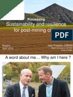 Η μετάβαση του Loos–en–Gohell από την εποχή της εξόρυξης λιγνίτη στην εποχή της βιώσιμης ανάπτυξης