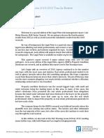 Transcript for Legal Pulse 4Q 2015