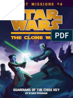 Star Wars the Clone Wars Secret Missions 04 Guardians of the Chiss Key by Ryder Windham
