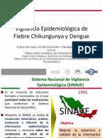 2 Vigilancia Epidemiológica de Fiebre Chikungunya y Dengue