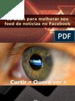15 Dicas Para Melhorar Seu Feed de Noticias No Facebook