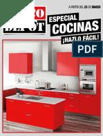 Catalogue Laguna COCINAS