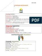 Introduction to frenchpdf grammatical conjugation grammatical greetings and farewells 2do m4hsunfo