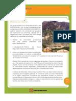 reporte2005 desarrollo sostenible - Los Chancas