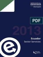 GM Servicios - Ecuador 2013
