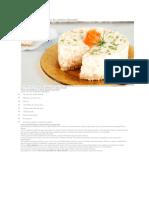 Cheesecake Individuales de Salmón Ahumado