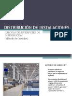 10.- Cálculo de Espacio Físico - Método Guerchet