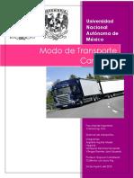 Impactos Del Transporte Sobre Su Entorno