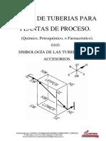Curso de tuberías para plantas de proceso - 0103 Simbologia de Tuberias & Accesorios