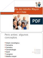 Demografia Del Adulto Mayor