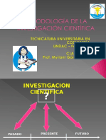 Clase 3a Cosmiatria Metodologia
