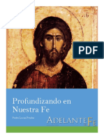 Profundizando en Nuestra Fe - P. Lucas Prados