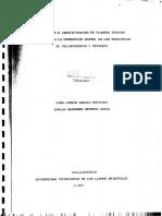 Inventario e Identificacion de Plantas Toxicas Que Afectan a La Producciòn Animal en Los Municipios de Villavicencio y Restrepo