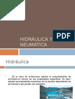 Hidráulica y Neumática