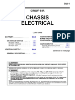 chasis electrico eclipse 4g