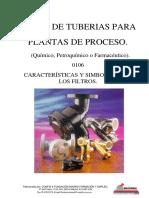 Curso de tuberías para plantas de proceso - 0106 Filtros & Simbologia