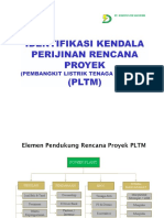 Kendala Perijinan PLTM_Budyawan Brata