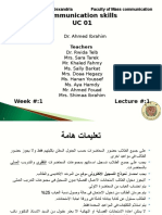 UC 01 Lecture Week1 18641