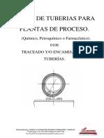 Curso de tuberías para plantas de proceso - 0108 Traceado & Encamisado de Tuberias