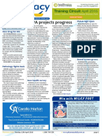 Pharmacy Daily for Tue 12 Apr 2016 - SHPA projects progress, Clinical trial framework, PSA16 rego open, Guild Update and much more