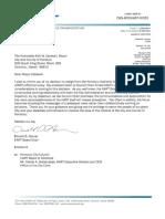 Horner resignation